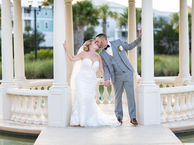 Justin and Jenna's Wedding in North Myrtle Beach, South Carolina 61