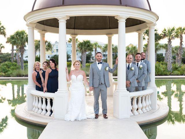 Justin and Jenna's Wedding in North Myrtle Beach, South Carolina 62
