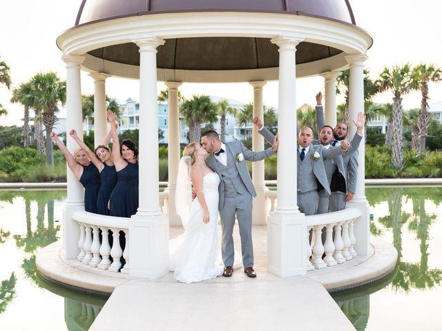 Justin and Jenna's Wedding in North Myrtle Beach, South Carolina 63