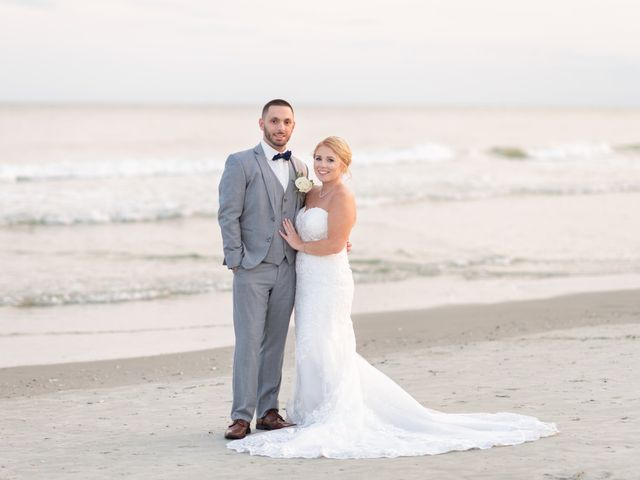 Justin and Jenna's Wedding in North Myrtle Beach, South Carolina 64