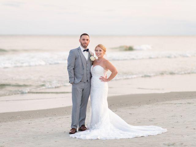 Justin and Jenna's Wedding in North Myrtle Beach, South Carolina 65