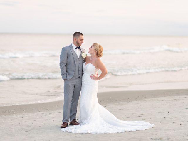 Justin and Jenna's Wedding in North Myrtle Beach, South Carolina 66