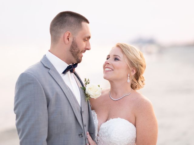 Justin and Jenna's Wedding in North Myrtle Beach, South Carolina 69