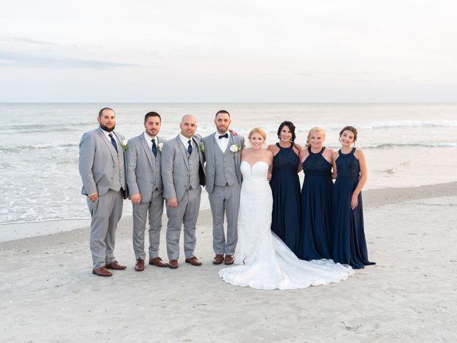 Justin and Jenna's Wedding in North Myrtle Beach, South Carolina 70