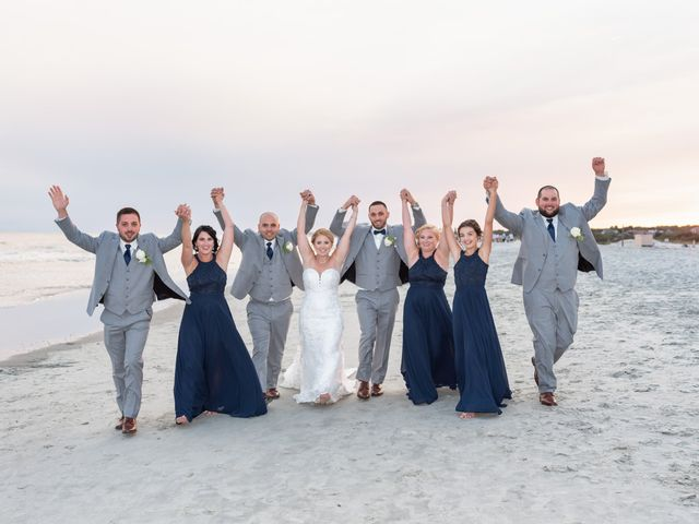 Justin and Jenna's Wedding in North Myrtle Beach, South Carolina 71