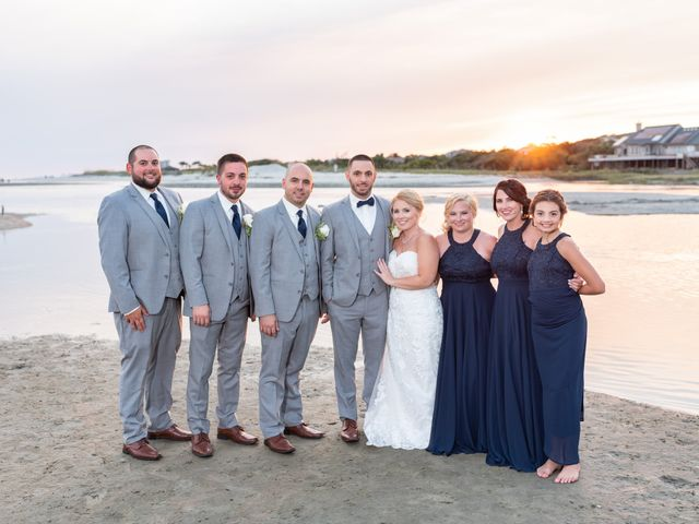 Justin and Jenna's Wedding in North Myrtle Beach, South Carolina 72