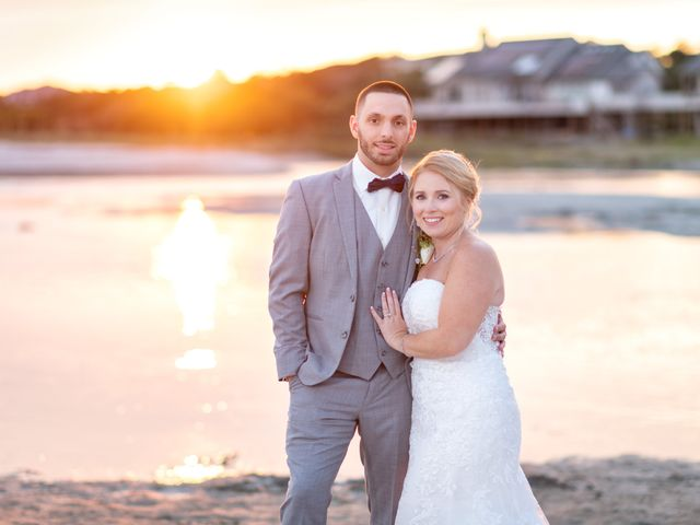 Justin and Jenna's Wedding in North Myrtle Beach, South Carolina 73