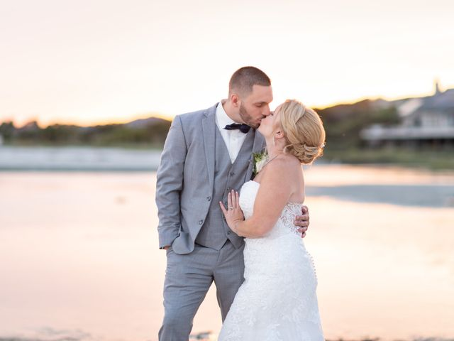 Justin and Jenna's Wedding in North Myrtle Beach, South Carolina 74