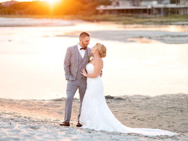 Justin and Jenna's Wedding in North Myrtle Beach, South Carolina 75