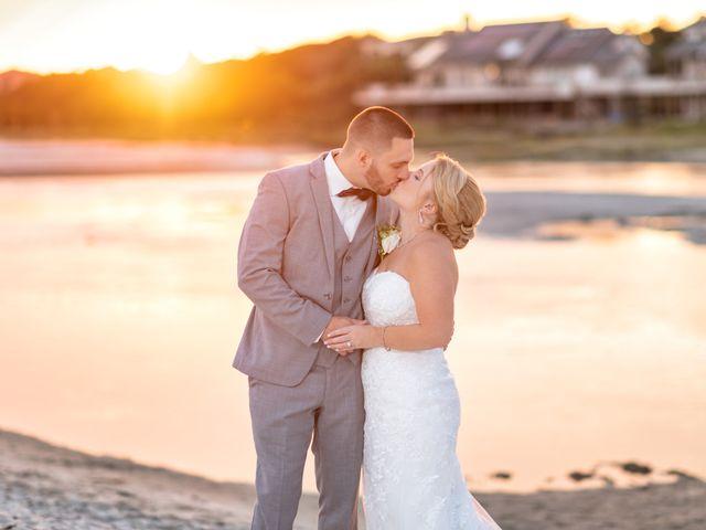Justin and Jenna's Wedding in North Myrtle Beach, South Carolina 76