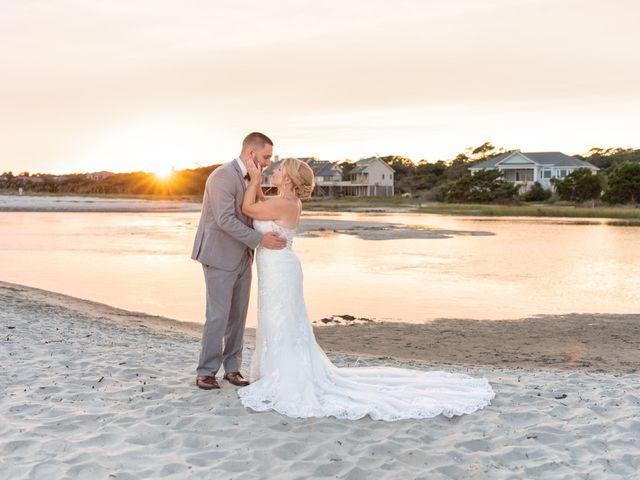 Justin and Jenna's Wedding in North Myrtle Beach, South Carolina 77
