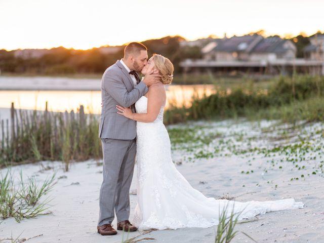 Justin and Jenna's Wedding in North Myrtle Beach, South Carolina 1