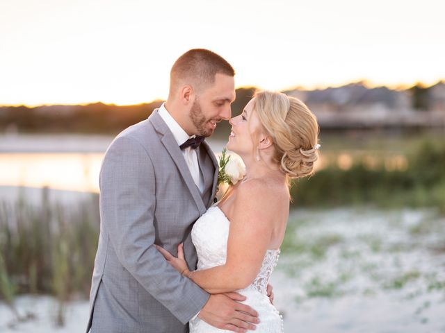 Justin and Jenna's Wedding in North Myrtle Beach, South Carolina 79