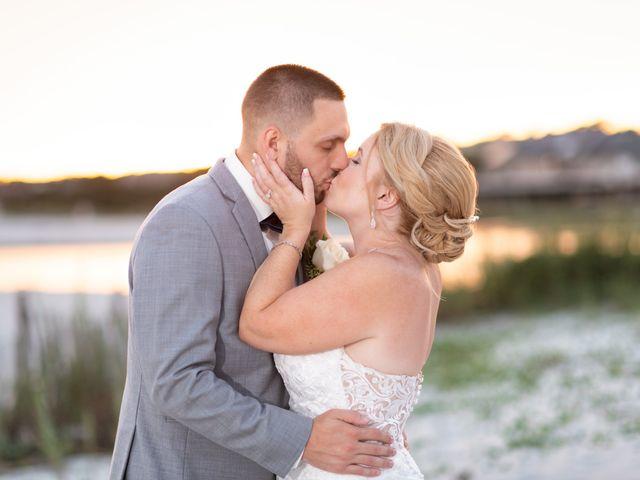 Justin and Jenna's Wedding in North Myrtle Beach, South Carolina 80