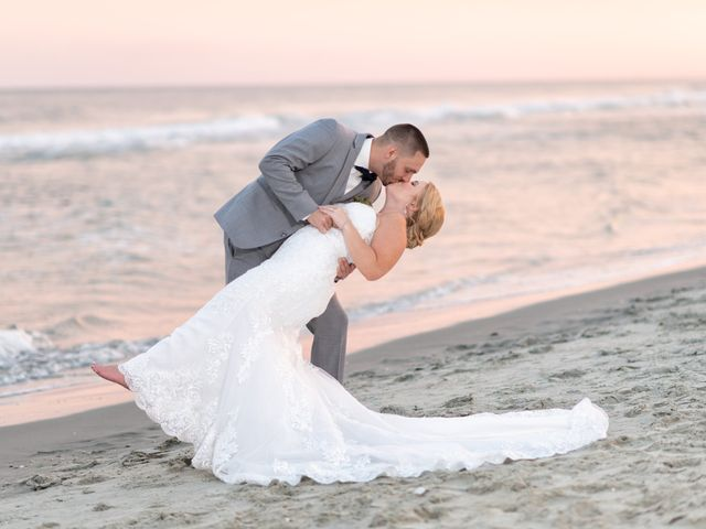 Justin and Jenna's Wedding in North Myrtle Beach, South Carolina 81
