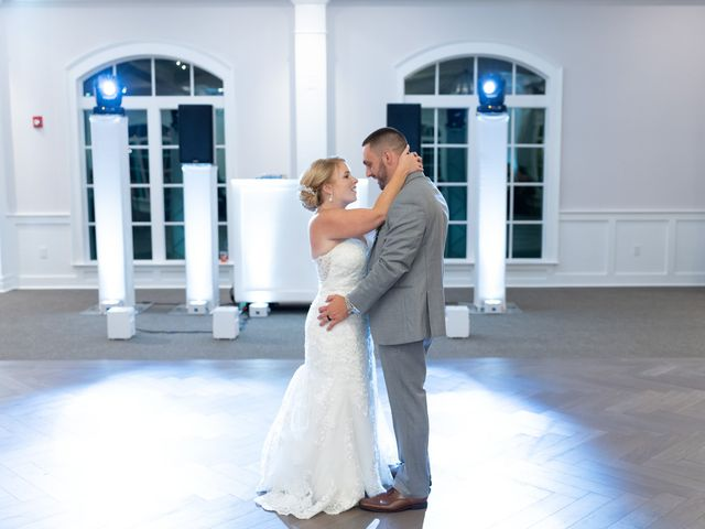 Justin and Jenna's Wedding in North Myrtle Beach, South Carolina 83