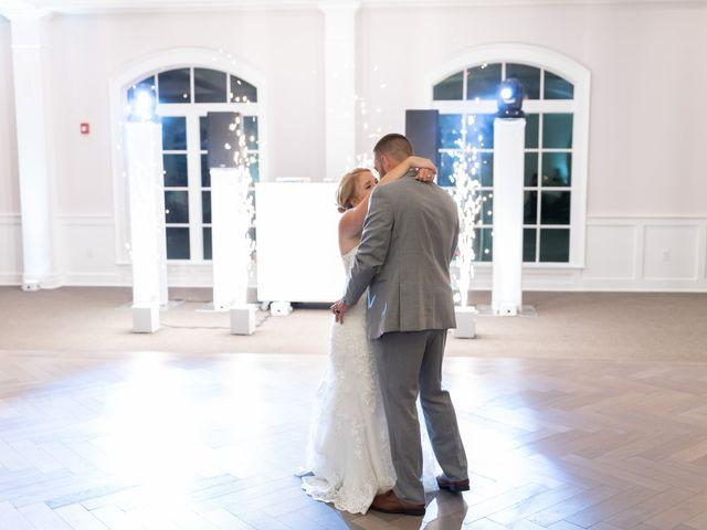 Justin and Jenna's Wedding in North Myrtle Beach, South Carolina 85