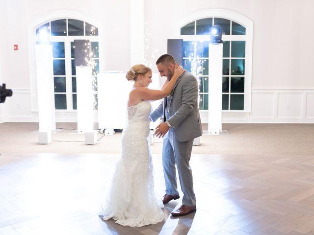 Justin and Jenna's Wedding in North Myrtle Beach, South Carolina 86