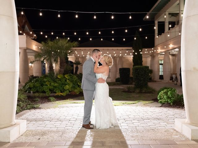 Justin and Jenna's Wedding in North Myrtle Beach, South Carolina 89