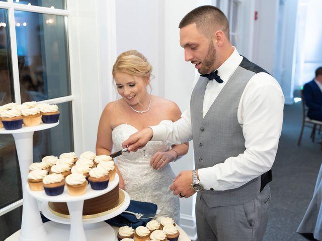 Justin and Jenna's Wedding in North Myrtle Beach, South Carolina 101