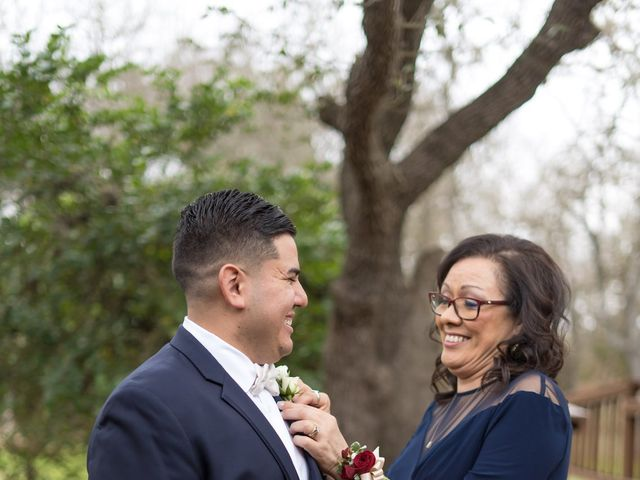 Brianna and Jeremiah's Wedding in Kyle, Texas 4
