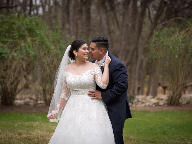 Brianna and Jeremiah's Wedding in Kyle, Texas 8