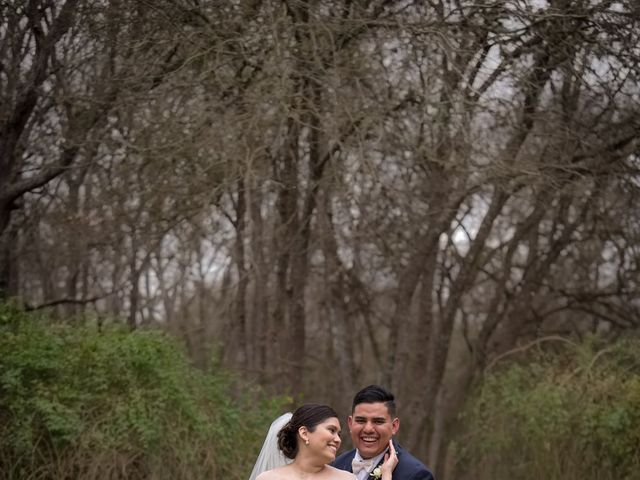 Brianna and Jeremiah's Wedding in Kyle, Texas 9