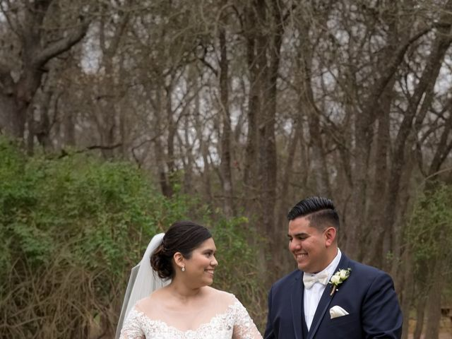 Brianna and Jeremiah's Wedding in Kyle, Texas 10