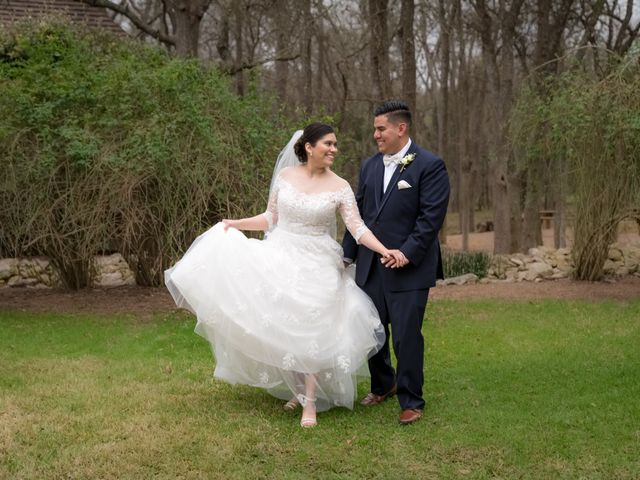 The wedding of Jeremiah and Brianna