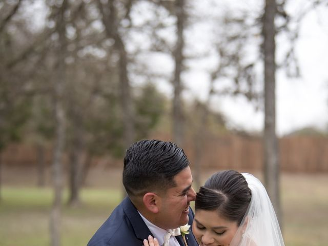 Brianna and Jeremiah's Wedding in Kyle, Texas 11