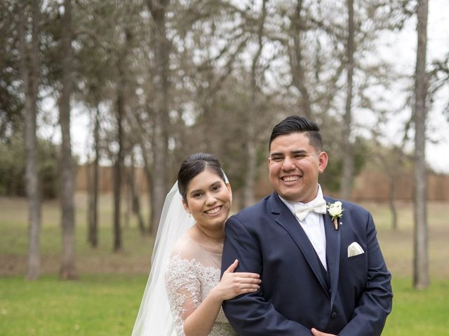 Brianna and Jeremiah's Wedding in Kyle, Texas 12