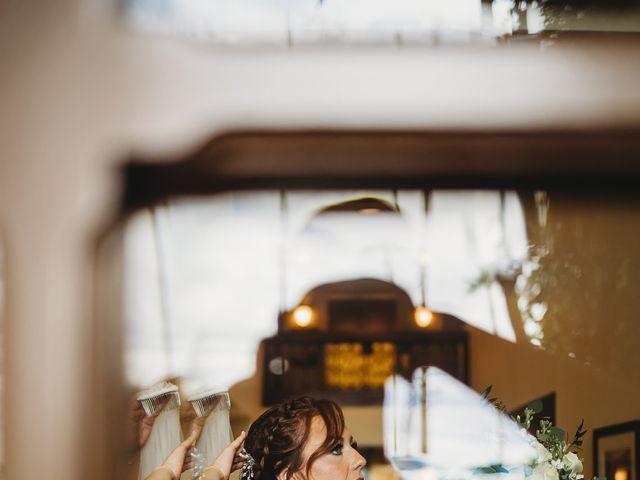 Sara and Brock's Wedding in Phoenix, Arizona 12