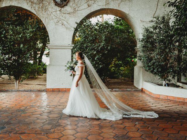 Sara and Brock's Wedding in Phoenix, Arizona 14