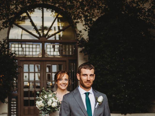 Sara and Brock's Wedding in Phoenix, Arizona 15
