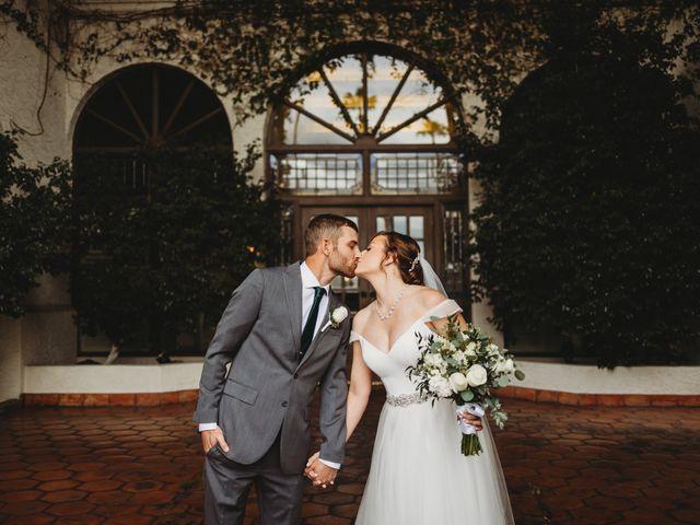 Sara and Brock's Wedding in Phoenix, Arizona 20