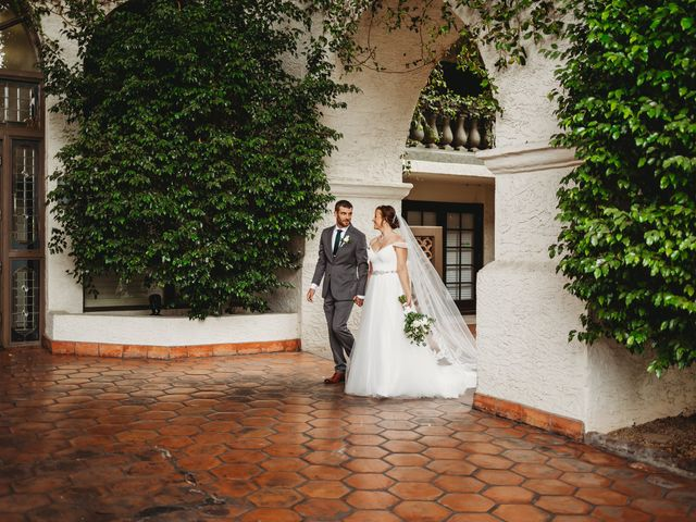 Sara and Brock's Wedding in Phoenix, Arizona 23