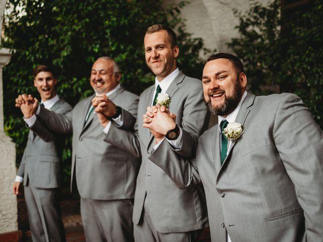 Sara and Brock's Wedding in Phoenix, Arizona 25