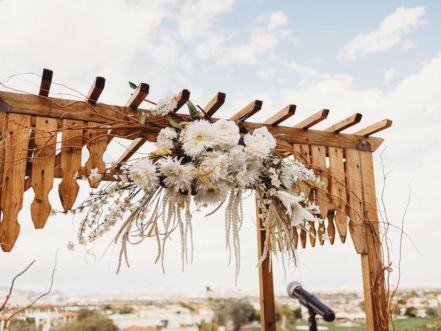 Sara and Brock's Wedding in Phoenix, Arizona 38