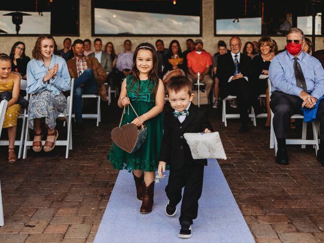 Sara and Brock's Wedding in Phoenix, Arizona 39
