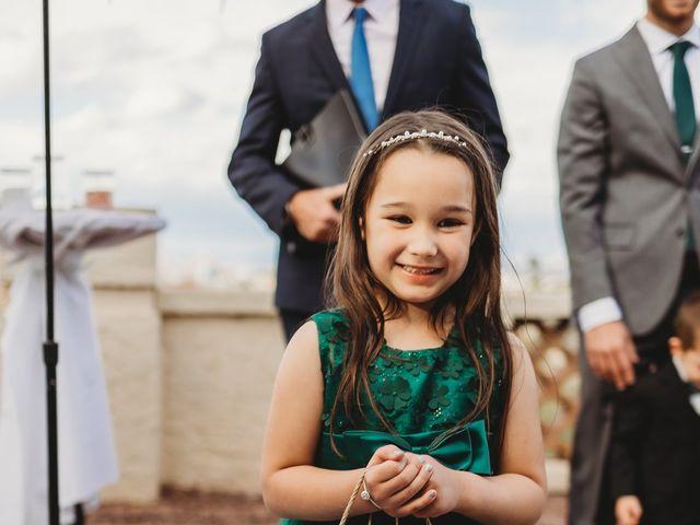 Sara and Brock's Wedding in Phoenix, Arizona 40