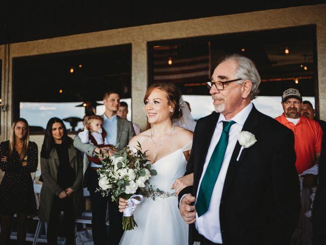 Sara and Brock's Wedding in Phoenix, Arizona 42