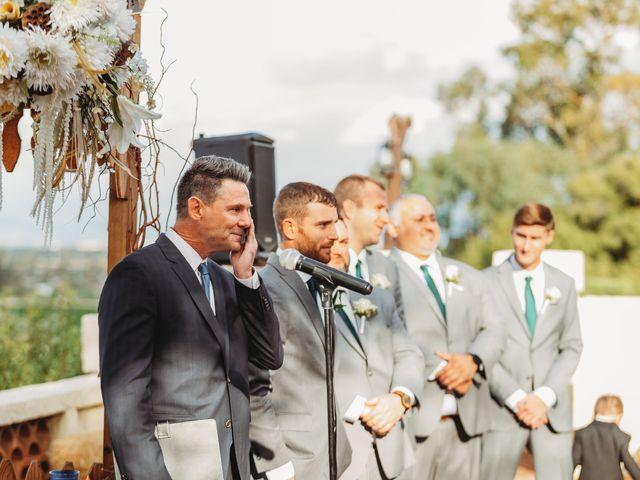 Sara and Brock's Wedding in Phoenix, Arizona 43
