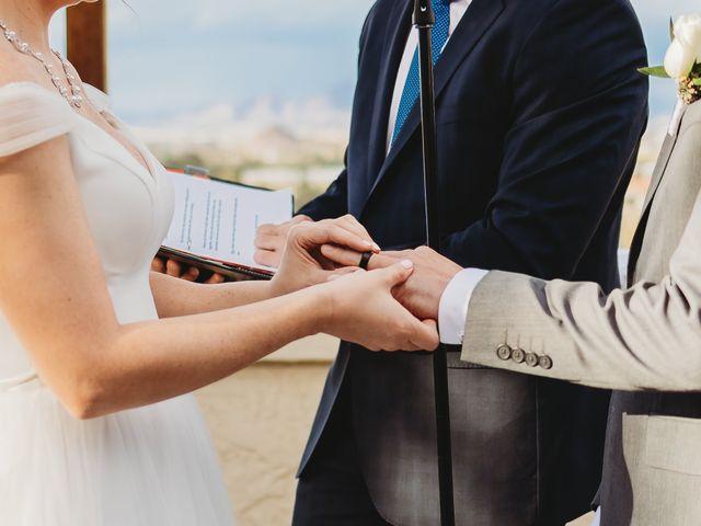 Sara and Brock's Wedding in Phoenix, Arizona 48
