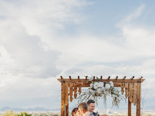 Sara and Brock's Wedding in Phoenix, Arizona 49