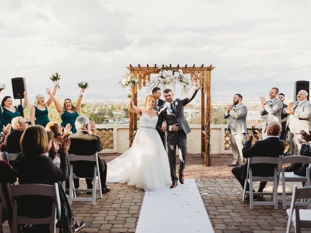Sara and Brock's Wedding in Phoenix, Arizona 50