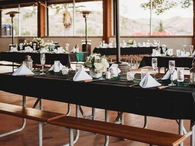 Sara and Brock's Wedding in Phoenix, Arizona 52