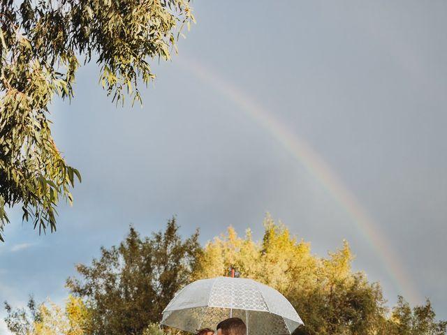 Sara and Brock's Wedding in Phoenix, Arizona 61