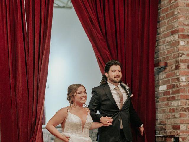 Brandon and Erin's Wedding in Tacoma, Washington 6