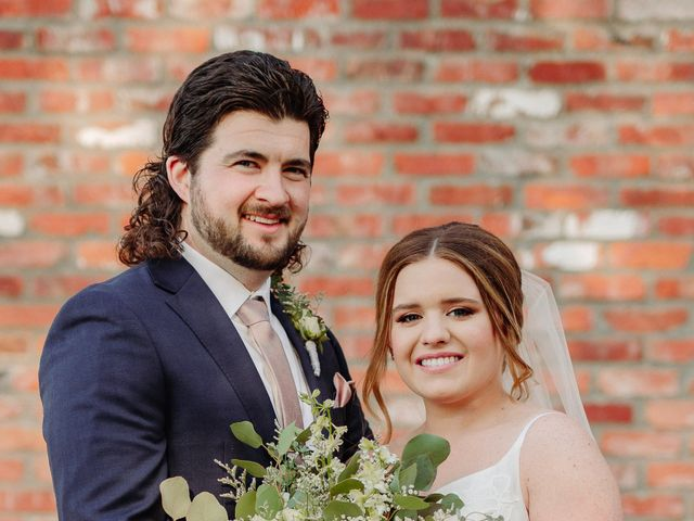 Brandon and Erin's Wedding in Tacoma, Washington 8