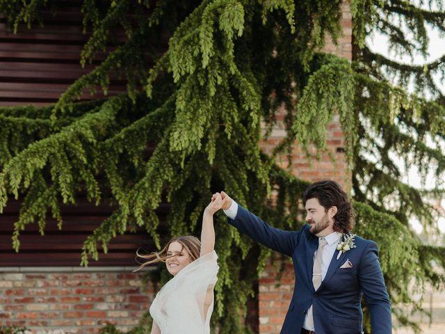 Brandon and Erin's Wedding in Tacoma, Washington 9